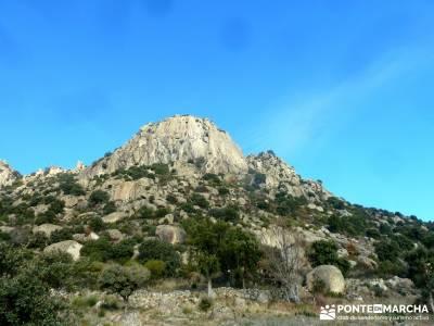 Sierra de la Cabrera - Pico de la Miel; viajes senderismo; viajes senderismo españa